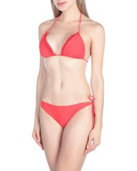 ..,merci Bikini - Red