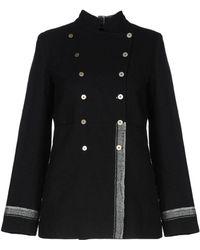 Péro Coat - Black