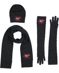 Dolce & Gabbana Set accessoires - Gris
