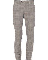 0/zero Construction Casual Trouser - Natural