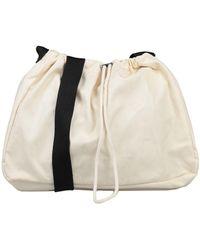 Plan C Cross-body Bag - Natural