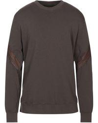 1017 ALYX 9SM Sweatshirt - Brown