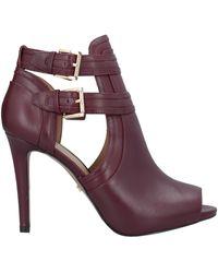MICHAEL Michael Kors Shoe Boots - Purple