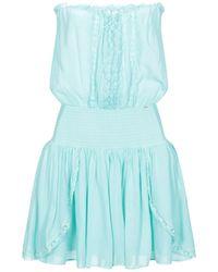Guess Short Dress - Blue
