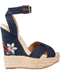 DSquared² Sandals - Blue
