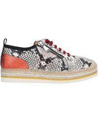 Kanna Low Sneakers & Tennisschuhe - Grau