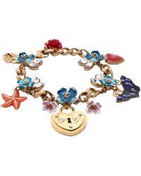 Dolce & Gabbana Bracelet - Metallic