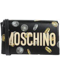 Moschino Cross-body Bag - Black