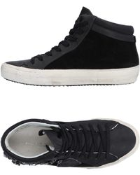 Philippe Model - Sneakers & Tennis montantes - Lyst