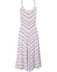 Être Cécile 3/4 Length Dress - White