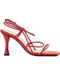 Proenza Schouler Sandals - Red