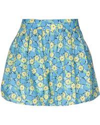 Boutique Moschino Shorts - Azul