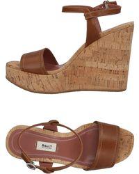 Bally - Sandals - Lyst