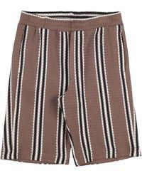 Tagliatore Shorts et bermudas - Marron