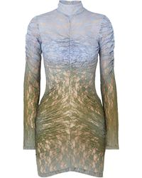 House of Holland - Robe courte - Lyst