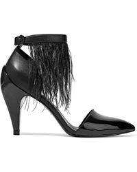 Opening Ceremony Court Shoes - Black
