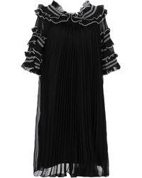 Brigitte Bardot Knee-length Dress - Black