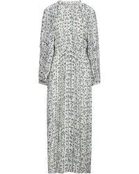 Étoile Isabel Marant 3/4 Length Dress - White