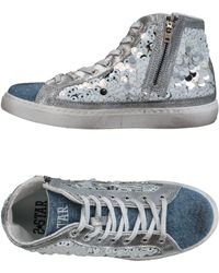 2Star High-tops & Sneakers - Metallic
