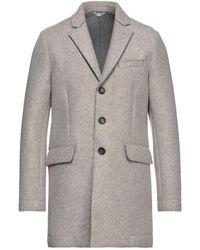 Fradi Coat - Natural