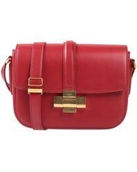 N°21 Cross-body Bag - Red