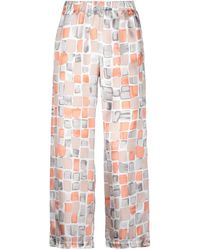 Peserico Casual Pants - Pink