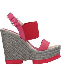 Palomitas By Paloma Barcelo' Sandals - Red