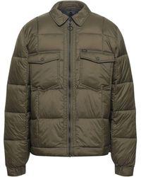 Lee Jeans Down Jacket - Green