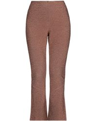 Soallure Trousers - Brown