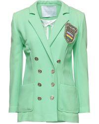 Giada Benincasa Suit Jacket - Green