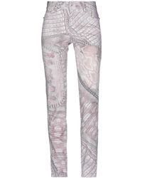 Just Cavalli Casual Pants - Pink