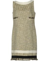 PURIFICACION GARCIA Short Dress - Natural