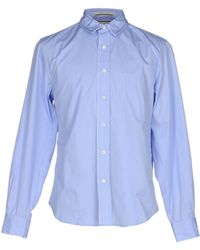 Andrea Pompilio - Shirts - Lyst