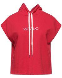 ViCOLO Sweatshirt - Red