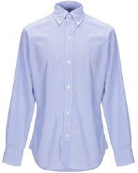 Brooks Brothers Hemd - Blau