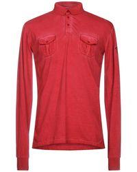 Trussardi Polo Shirt - Red