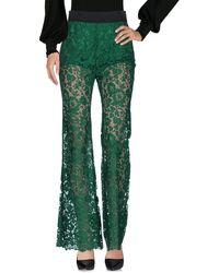 Dolce & Gabbana Casual Trousers - Green