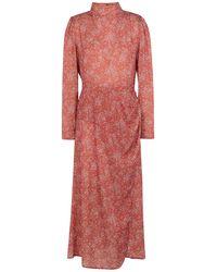 8 by YOOX Midi Dress - Red