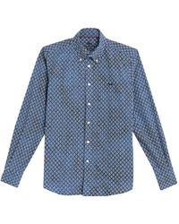 Harmont & Blaine Shirt - Blue