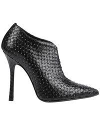 Marc Ellis Ankle Boots - Black