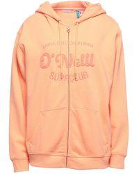 O'neill Sportswear Sweatshirt - Orange