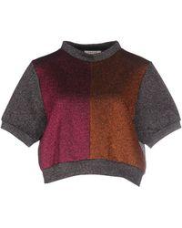 Hache - Sweatshirt - Lyst