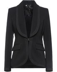 W Les Femmes By Babylon Suit Jacket - Black