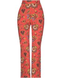 La Petite Robe Di Chiara Boni Pantalone - Rosso