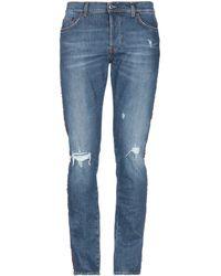 Aglini Pantaloni jeans - Blu