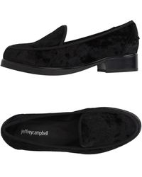 Jeffrey Campbell Loafers - Black
