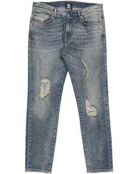 B-Used Jeanshose - Blau