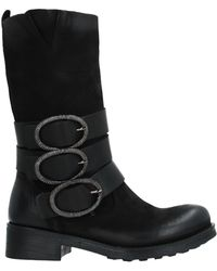 Ovye' By Cristina Lucchi Ankle Boots - Black