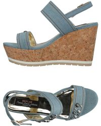 Replay Sandals - Blue