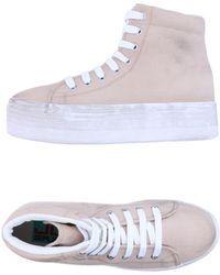 Jeffrey Campbell High Sneakers & Tennisschuhe - Natur
